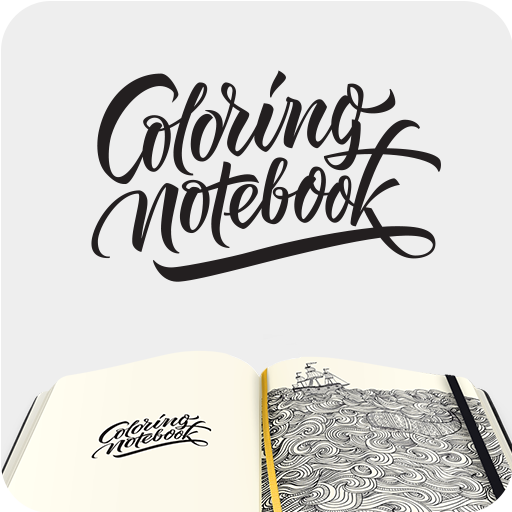 Second edition   ColoringNotebook