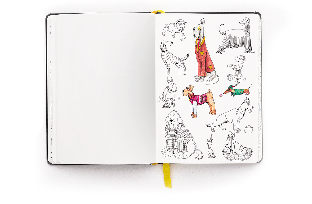 Second edition | ColoringNotebook